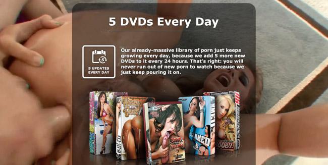 Free porn dvd on Videobox