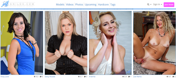 Great pay porn site for sexy matures.