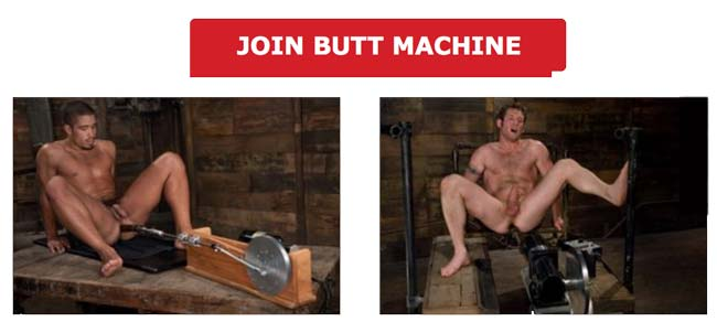 buttmachine review suggest you a visit to this hardcore gay porn videos