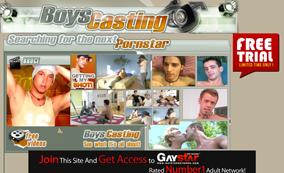 Boys Casting
