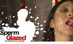 Sperm Glazed