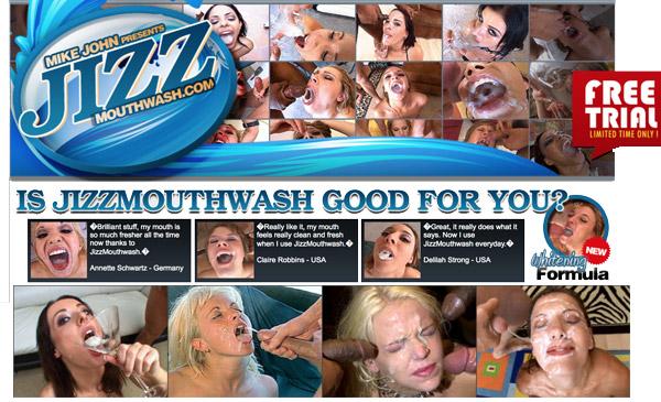 JizzMouthWash