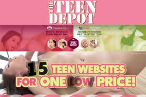 Top premium porn network with teens and 15 bonus websites