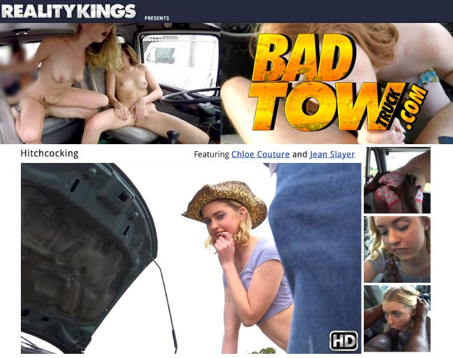 Bad Tow Truck preview