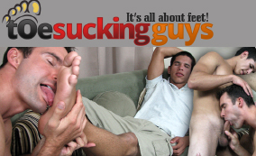 Toe Sucking Guys