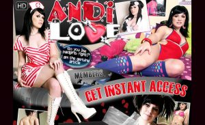 Top premium adult site with Andi Love scenes