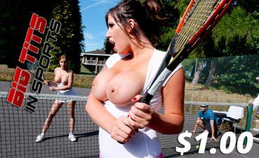 Big Tits In Sport