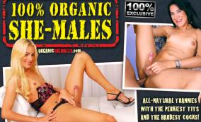 Organic Shemales