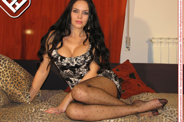 Black Pantyhose picture 4