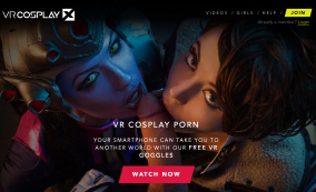 VR CosplayX