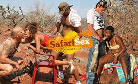 Safari Sex