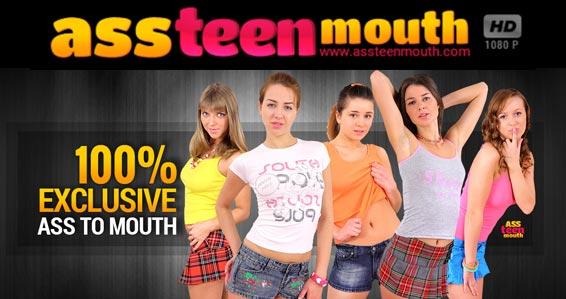 Ass Teen Mouth website
