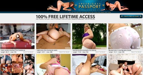 Free Big Ass Passport website