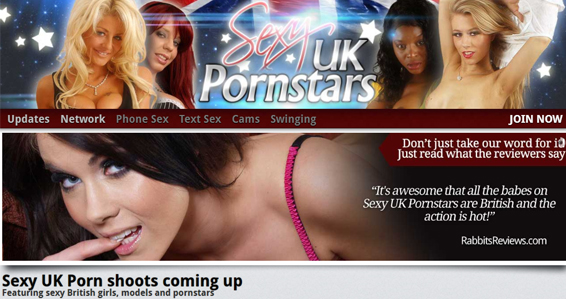 great british porn site for sexy pornstars