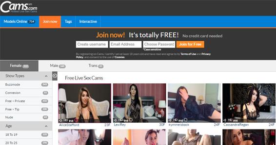good live webcam porn site for sexy girls