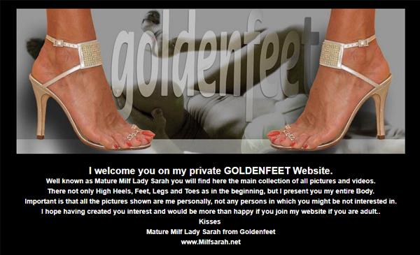 GoldenFeet Review