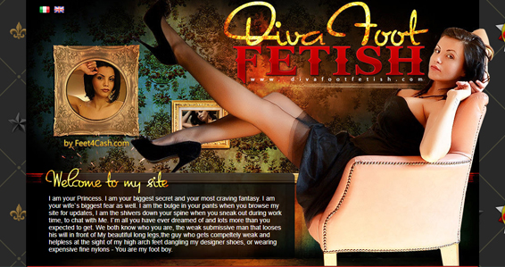 Diva Foot Fetish review