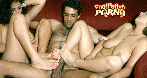 Best foot fetish porn site with HD content