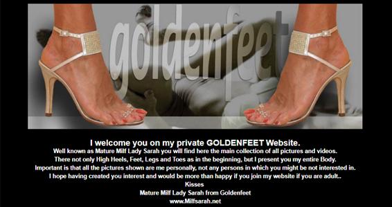 Golden Feet review