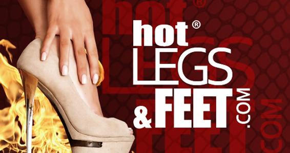 Popular foot fetish porn site for legs and feet videos