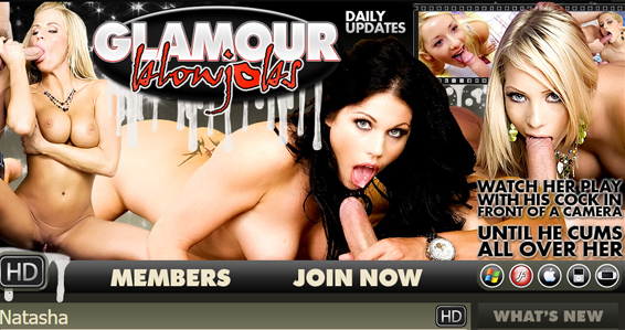 Excellent glamcore pay porn site for blowjob videos