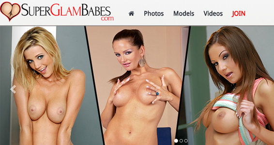 Great glamcore porn site paid for sexy Italian chicks