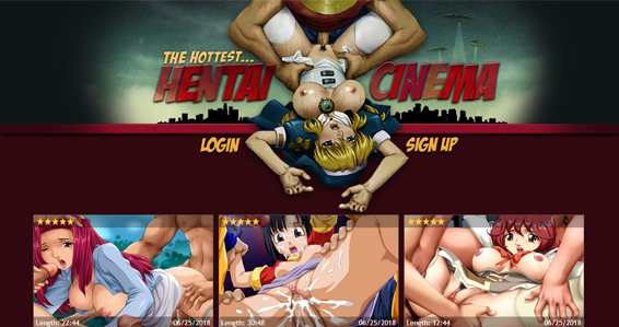 Excellent paid hentai porn site if you like toon sex movies