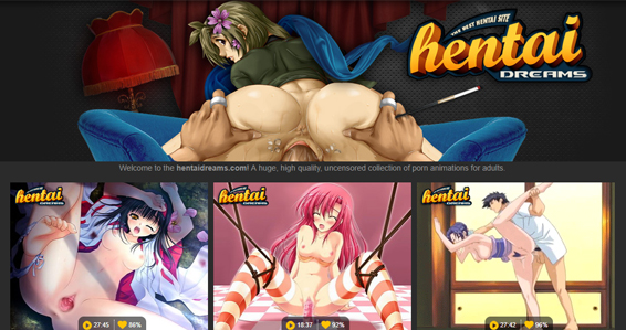 Amazing hentai porn site with toon xxx content