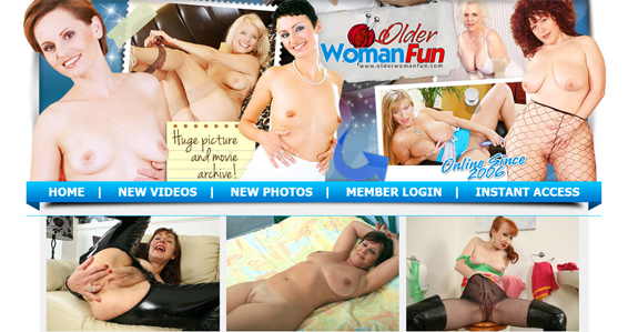 Best granny pay porn site for sexy old women
