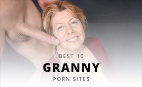 Top 10 Granny Porn Sites