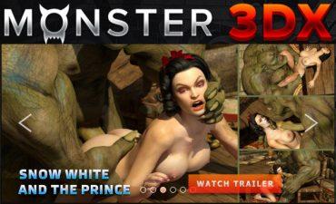 Monster 3DX