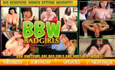 BBW Bad Girls