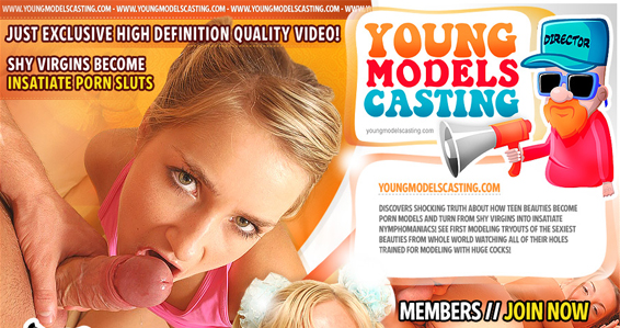 Great casting porn site for fresh girls lovers