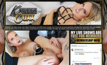 TS Kayleigh Coxx Review